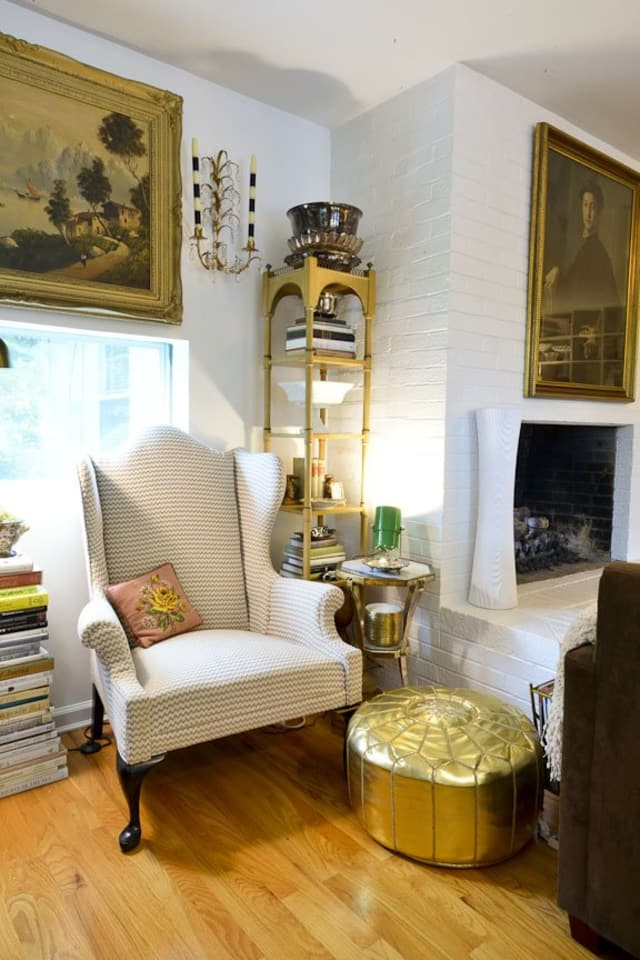 House Tour Thomas Amp Tara S Eclectic Nashville Home