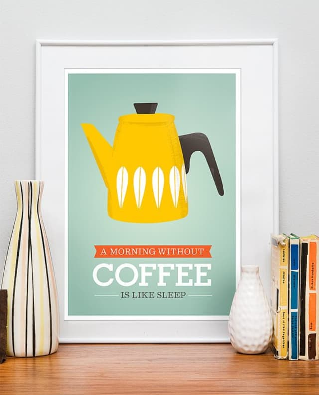 Quirky Kitchen Artwork: 11 Quirky Art Prints For Your Kitchen