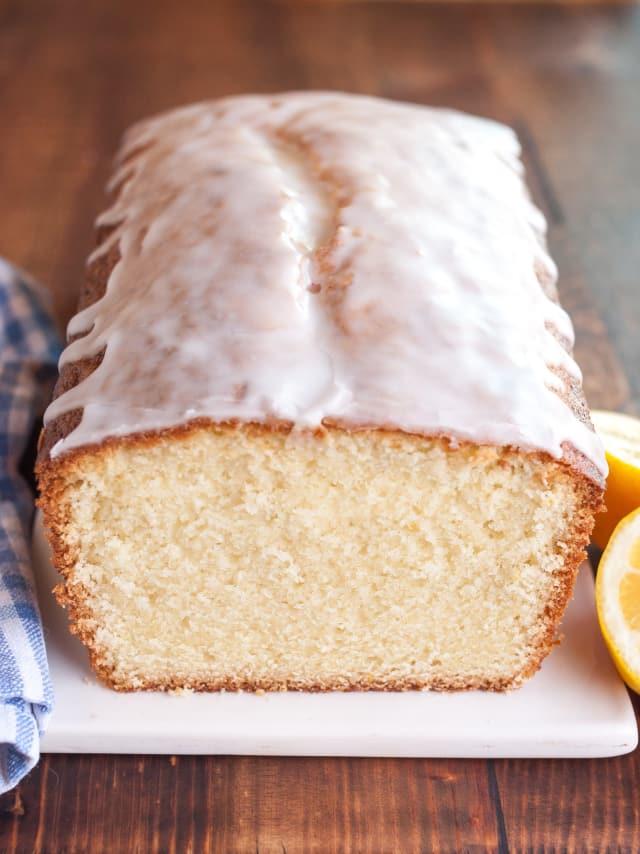 How To Make Lemon Pound Cake Kitchn
