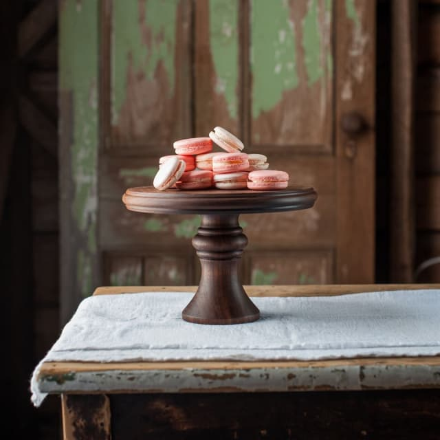 The Most Gorgeous Wood Cake Stands Kitchn