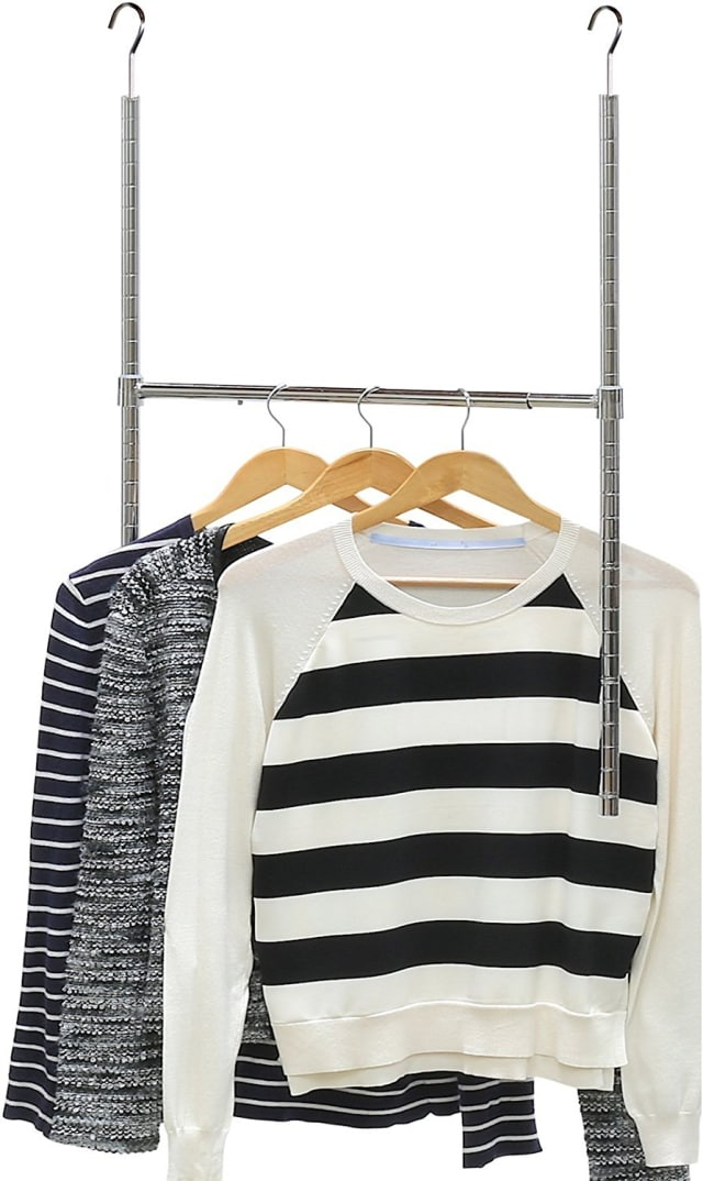 10 Ways to Squeeze a Little Extra Storage Ideas Out of a Small Closet