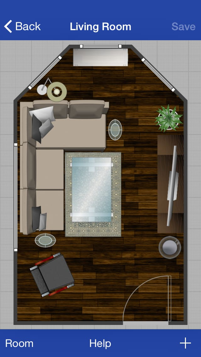 The 7 best apps for room design room layout apartment - Virtual room designer app ...