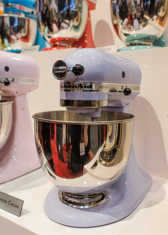 Kitchenaid S New Mixer Colors For 2014 Sea Glass