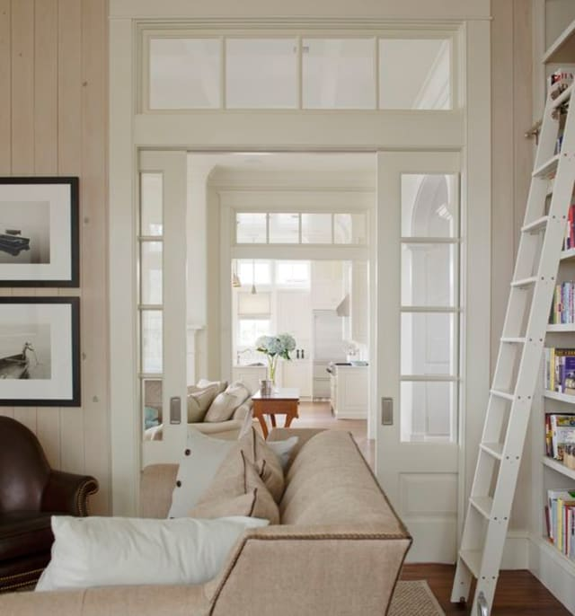 Adding Architectural Interest Interior French Door Styles