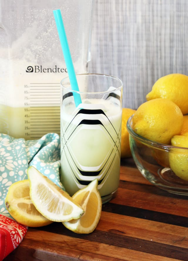 We Made Blender Lemonade And Here S How It Went Kitchn