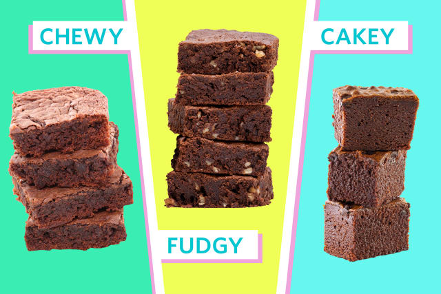 What's the Difference Between Fudgy, Chewy, and Cakey Brownies? — Tips from The Kitchn