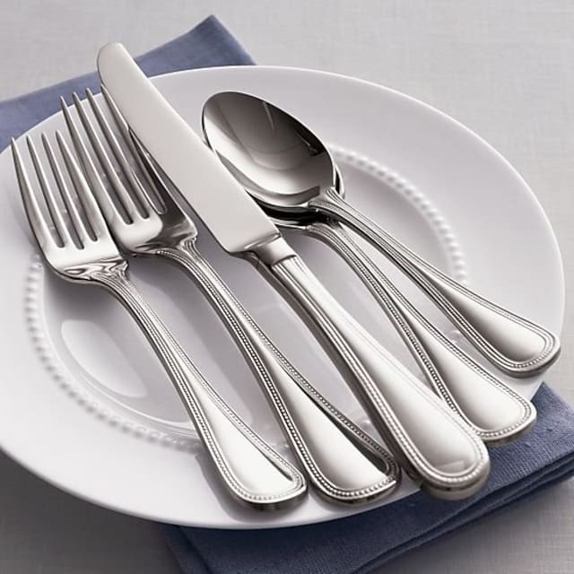 Maxwell S Top Flatware Picks Very High To Very Low