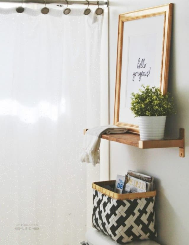 10 Ways to Squeeze a Little Extra Storage Ideas Out of a Small Bathroom