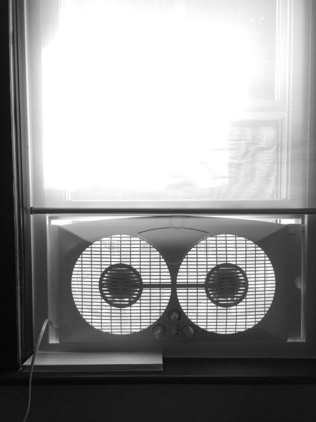 Range Hood Vent Alternatives Window Fan Review Kitchn