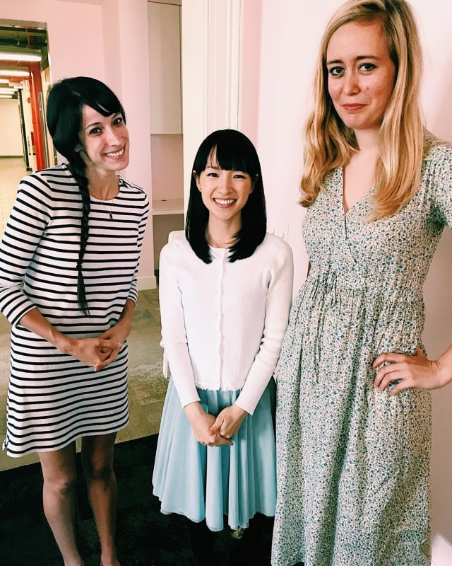 Here Are 10 Things You Might Not Know About Marie Kondo — Pop Culture