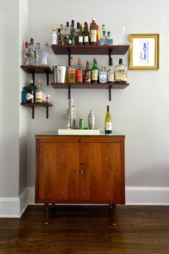 These Amazing Home Bars Are Better than Going Out | Kitchn