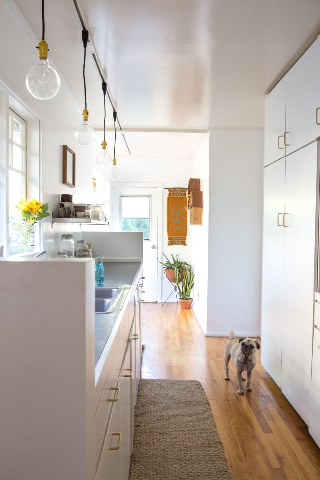 House Tour A Calm And Comfortable California Cottage