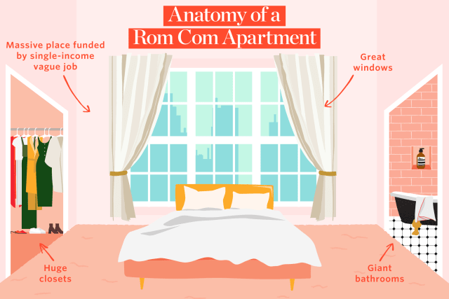 6 Things You'll Find In Every Rom-Com Apartment