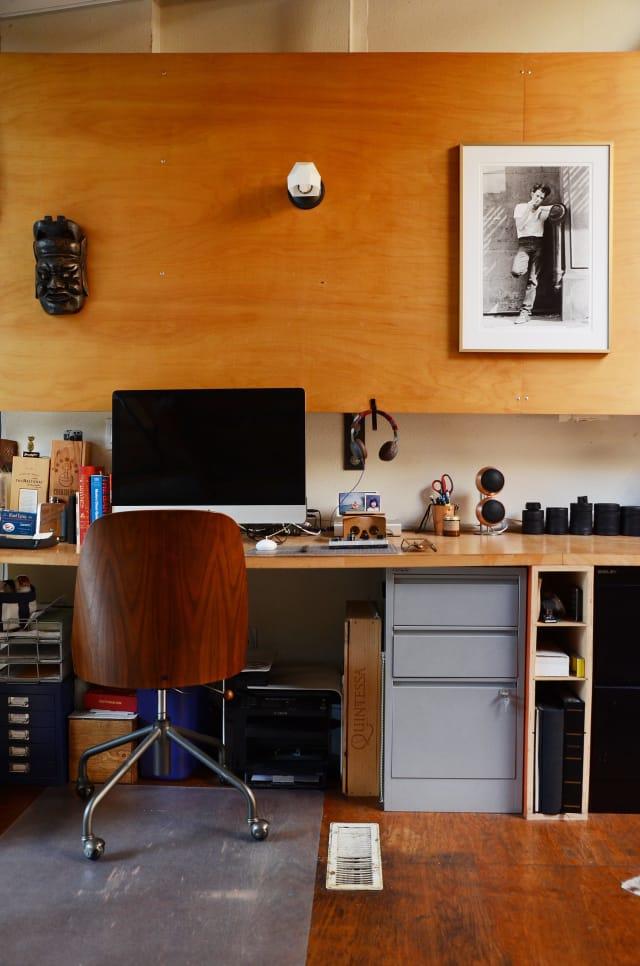 House Tour A Modern Amp Personalized West Oakland Loft