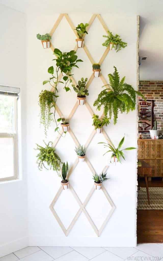 Indoor Herb Garden Diy Apartments Small Spaces
