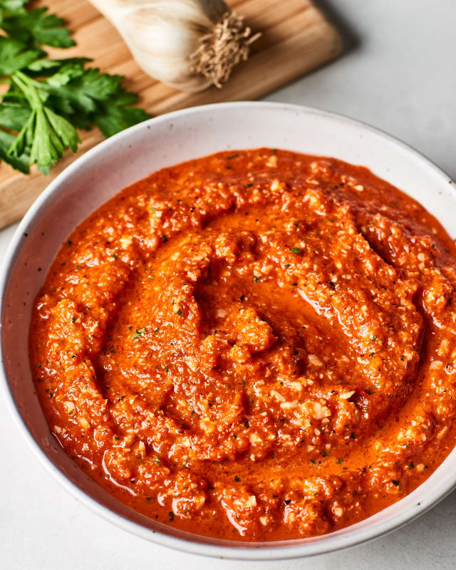 Recipe: Easy Romesco Dip — Recipes from The Kitchn