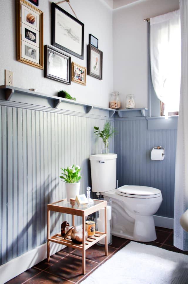 Bathroom with Beadboard Ideas