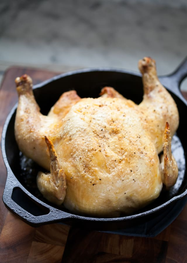 5 Things To Roast A Chicken In Other Than A Roasting Pan