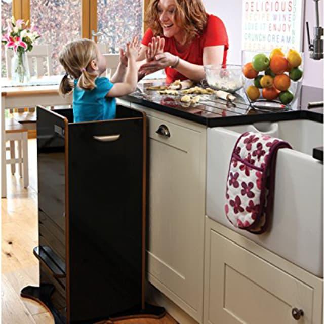 Adjustable Toddler Step Stool