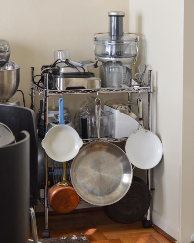 How I Maximized Storage Space For Kitchen Tools In Our