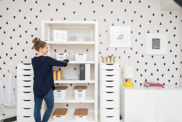 A Professional Organizer Reveals Two Tasks to Do Each Day to Stay More Organized