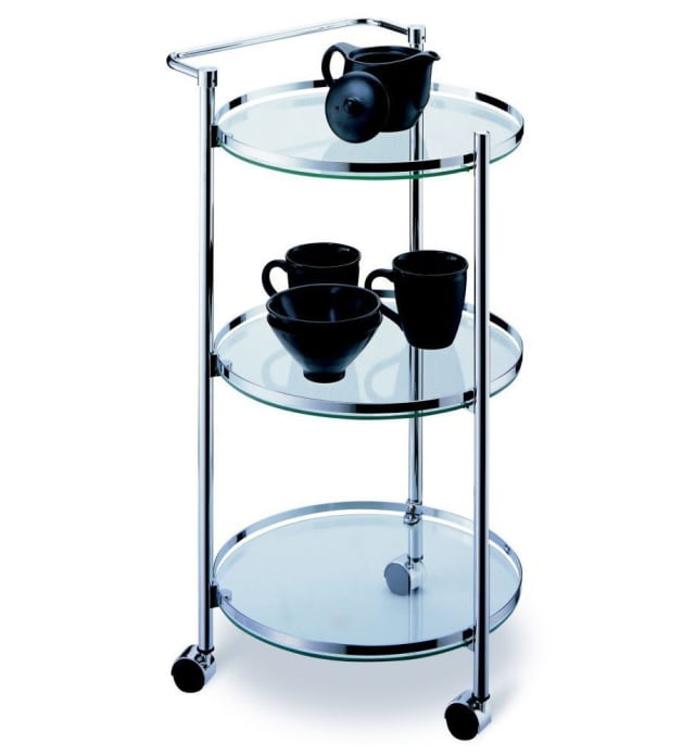 affordable style bar carts under 100 apartment therapy. Black Bedroom Furniture Sets. Home Design Ideas