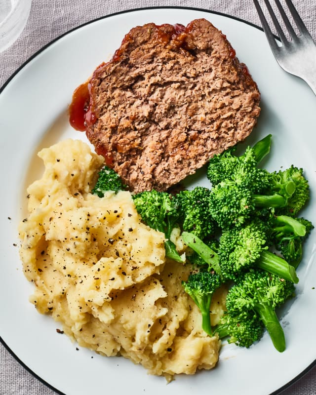 Recipe: Instant Pot Meatloaf and Mashed Potatoes — Recipes from The Kitchn