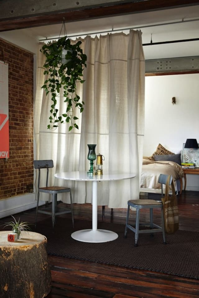 Anno Amorf Kvartal Curtain Panels Hung: How To Use IKEA KVARTAL Track Curtains In Every Room