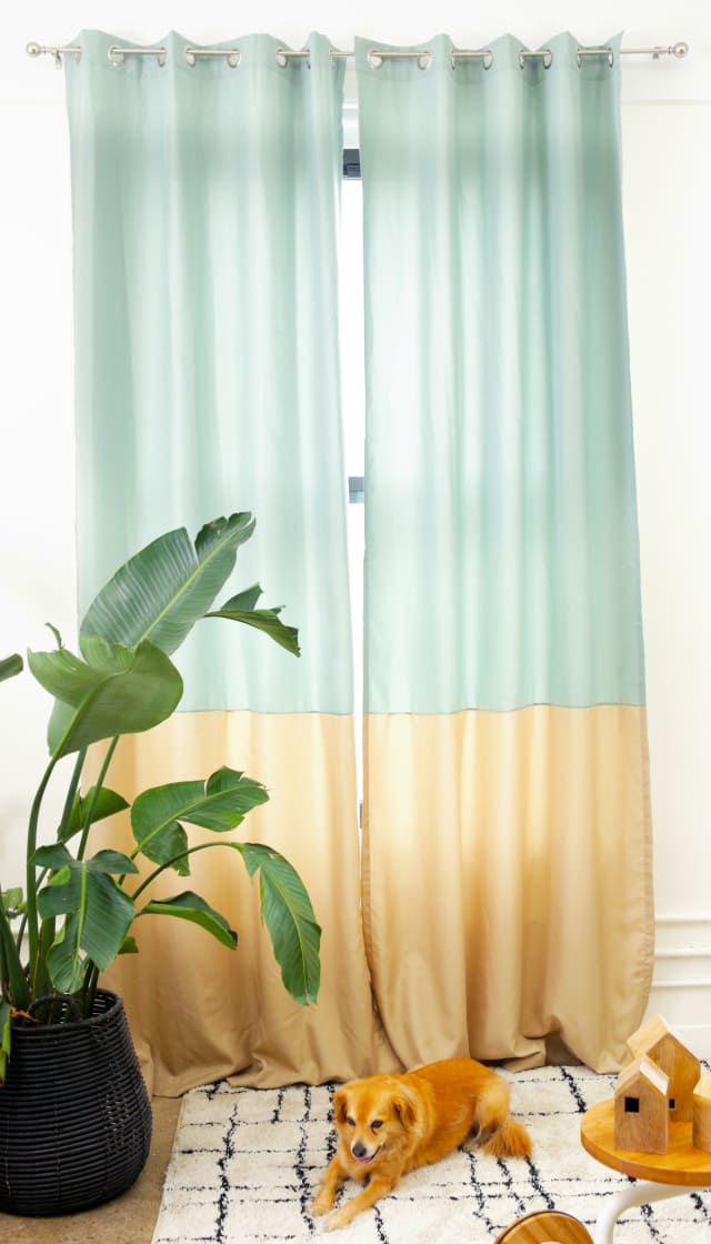 Hanging Curtains Higher Than Window