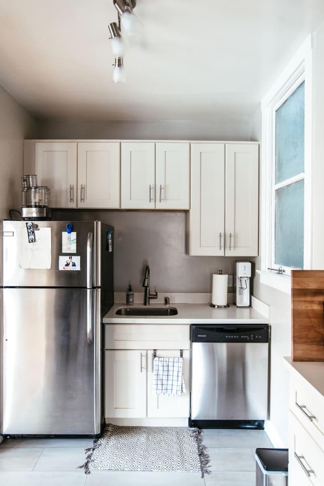 What Kind Of Refrigerator Doors Should You Get Kitchn