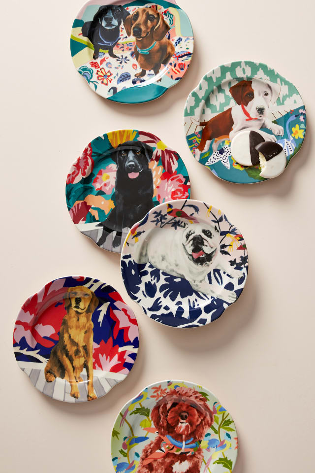 Anthropologie's Latest Collection Is For Dog Lovers