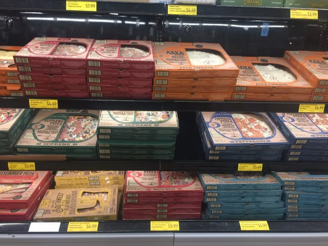 Aldi's Take-and-Bake Pizzas Are Their Most Underappreciated Cult-Favorite Product — Shopping