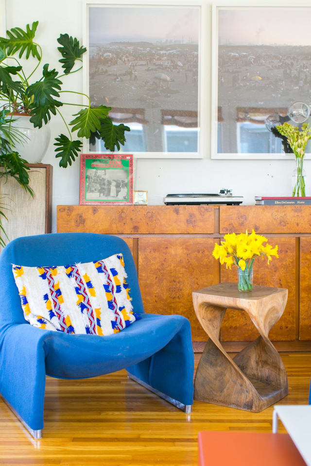 House Tour: A Vintage Wonderland in Mount Washington ...