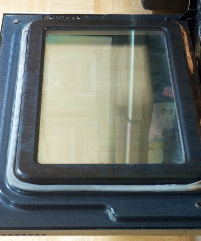 The Best Way To Clean Your Greasy Oven Door Kitchn