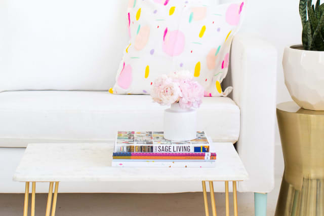 25 On-the-Cheap DIY Ideas to Make Your Living Room Look Expensive ...