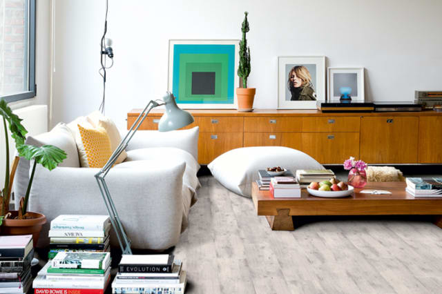 Budget Flooring Material Ideas Remodeling Inspiration Apartment