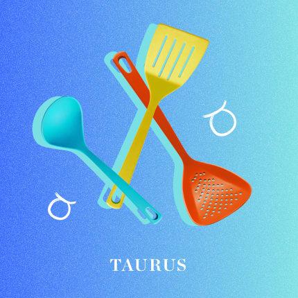 Taurus: Kitchen tools