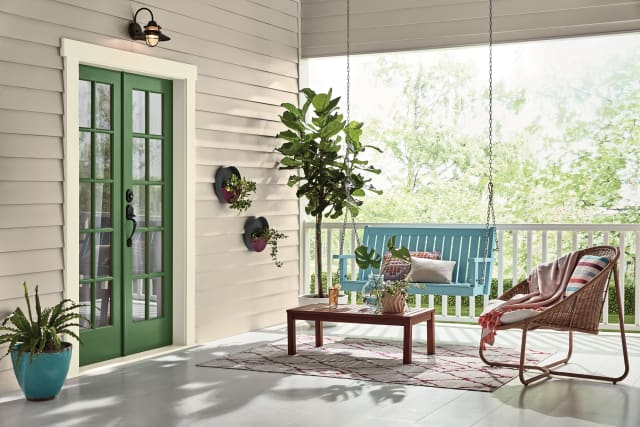 Dutch Boy Paints 2019 Color Of The Year Is Garden Patch Apartment