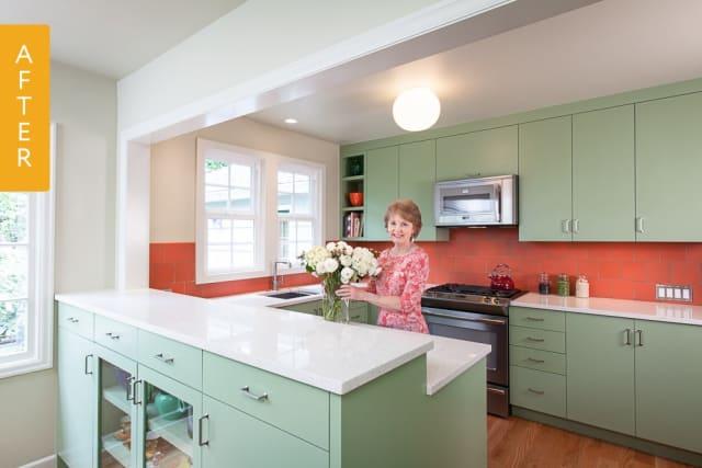 image credit howells architecture design - 1940s Kitchen