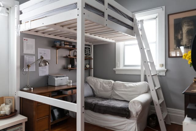 Loft Bed Dos Dont For Adults Apartment Therapy