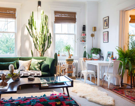 8 Cozy Living Rooms And How You Can Get The Look Apartment Therapy