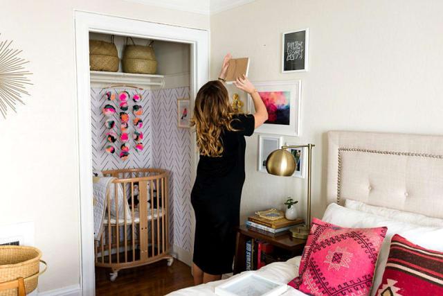 Small Space Nursery Designs Tiny Nursery Ideas Apartment Therapy