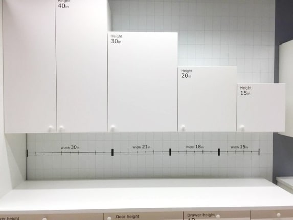 IKEA\'s AKURUM vs. SEKTION Cabinets: What\'s the Difference? | Kitchn
