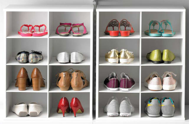 The Best Shoe Storage Solutions Apartment Therapy