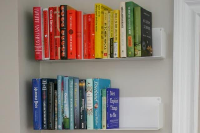 Amazon Floating Bookshelf