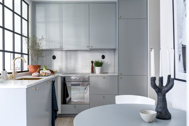 5 Ideas to Steal from This Tiny Stockholm Kitchen | Kitchn on whimsical kitchen ideas, earthy kitchen ideas, timeless kitchen ideas, warm kitchen ideas, sexy kitchen ideas, modern kitchen ideas, funky kitchen ideas, romantic kitchen ideas, colorful kitchen ideas, elegant kitchen ideas, masculine kitchen ideas, glamorous kitchen ideas, airy kitchen ideas, trendy kitchen ideas, bohemian kitchen ideas, neutral kitchen ideas, unique kitchen ideas, cottage style kitchen ideas, pretty kitchen ideas, artsy kitchen ideas,