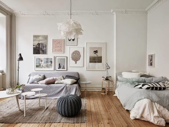 Decorating Tricks to Steal from Stylish Scandinavian Interiors ...