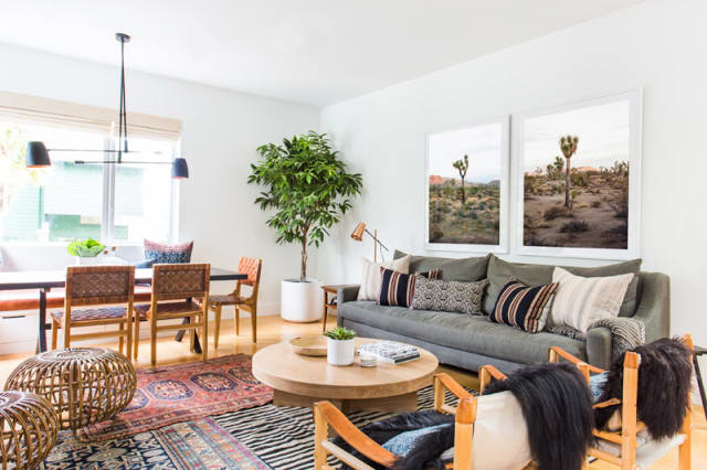 Design Ideas From Rooms That Nail The Layered Rug Look Apartment