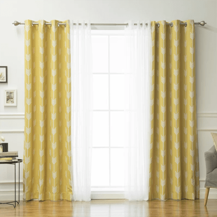 Best Insulated Blackout Curtains Apartment Therapy