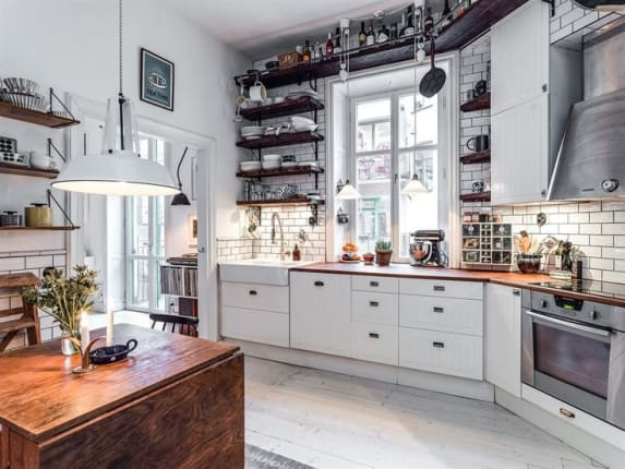 5 things we can learn from this swedish kitchen | kitchn